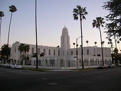 Historic Los Angeles Stake Center